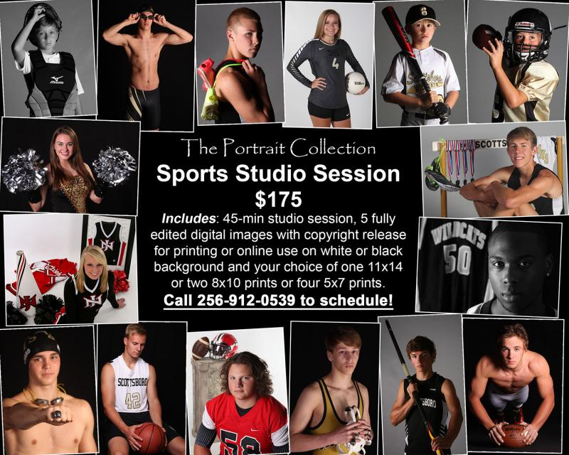 Sports Studio Session